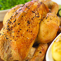 Roast Baby Chickens recipe