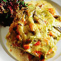 Smoked Fish Recipes on Smoked Fish Lasagne Recipe   How To Cook Smoked Fish Lasagne   Recipe