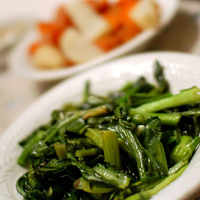 Chinese Greens recipe