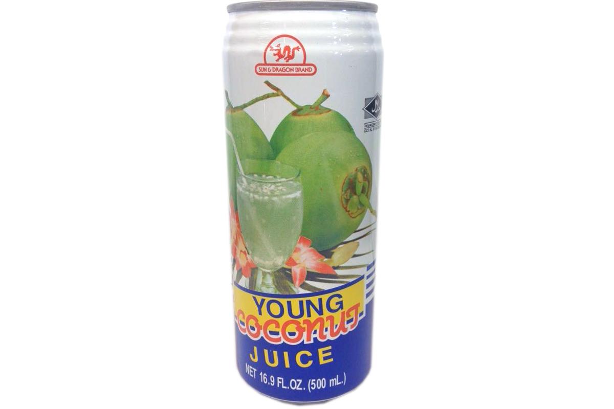Young Coconut Juice - 16.9fl oz's Gallery