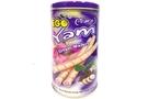 Buy Ego Cream Wafer Sticks (Taro Flavor) - 12.6oz