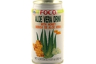 Buy FOCO Aloe Vera Drink with Honey (Bebida De Aloe Vera Con Miel) - 11.8 fl oz