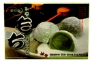 Japanese Style Green Tea Mochi (Gateau de Riz / Verte de The) - 7.4oz