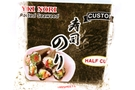 Buy Sushi Nori (Roasted Seaweed Cut Half) - 3.75oz
