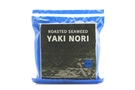 Buy Shirakiku Yaki Nori (Roasted Seaweed/Silver Half Cut/ 50-ct) - 3.75oz