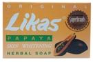 Papaya Skin Whitening Herbal Soap (Original) - 4.76oz [ 3 units]