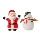 Buy Pacific Santa & Snowman Salt Pepper Shaker