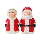 Buy Pacific Mr & Mrs Claus Salt Pepper Shaker