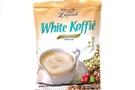 White Koffie 3 in 1 Instant Coffee (Premium Low Acid Coffee Luwak) - 0.67oz [ 10 units]