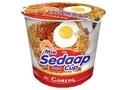 Sedaap Mie Goreng Cup Noodles (Fried Noodle) - 2.93oz [ 6 units]