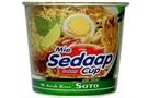 Mie Cup Mi Kuah Rasa Soto (Soto Flavor) - 2.72oz