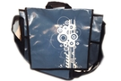 Non Wooven Book Bag (Blue)