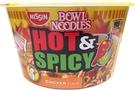 Hot and Spicy Instant Bowl Noodles (Shrimp Flavor) - 3.27oz