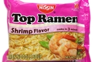 Buy Nissin Top Ramen Instant Noodle Soup (Shrimp Flavor) - 3oz
