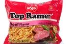 Buy Nissin Top Ramen Instant Noodle Soup (Beef Flavor) - 3oz