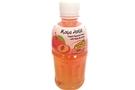 Peach Flavored Drink with Nata De Coco - 10.82fl oz