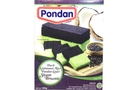 Buy Pondan Dark Glutinous Rice Pandan Layer Steam Brownie - 10.58oz