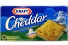Buy Kraft Chedda (Keju Cheddar Olahan) - 6.17oz