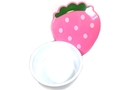 Buy Daiso Strawberry Lunch Box