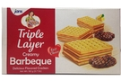 Buy Jans Triple Layer Crackers (Barbeque Cream Flavor) - 5.7oz