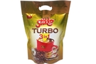 Turbo 3 in 1 Instant Coffee (100% Arabica Coffee Bean / 20-ct) - 12.6oz [ 6 units]