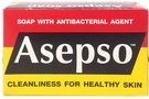 Buy Asepso Asepso Soap - 2.82oz