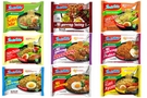 Instant Noodles 9 Flavors Variety (Pack of 27)