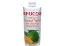 Buy FOCO Coconut Water with Mango (All Natural 100% Pure) - 16.9fl oz