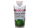 Buy FOCO Coconut Water with Coffee latte (All Natural 100% Pure) - 11.2fl oz