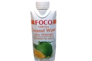 Coconut Water with Mango ( All Natural 100% Pure) - 11.2fl oz