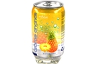 Mineral Water (Pineapple Flavor) - 12.3 fl oz