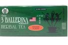 3 Ballerina Dietary Tea (Orange Flavor / 18ct) - 1.88oz [ 3 units]