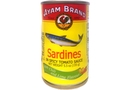 Sardines in Spicy Tomato Sauce with Chili and Lime - 5.5oz