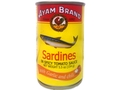 Sardines in Spicy Tomato Sauce with Garlic and Chili - 5.5oz