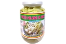 Pickled Galanga in Brine - 16oz