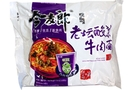 Instant Noodle Artificial Beef Flavor & Sour Pickled Cabbage - 4.24oz.