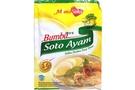 Yellow Chicken Soup Spices (Bumbu Soto  Ayam) - 0.70oz [ 3 units]