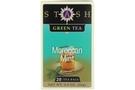 Buy Stash Tea Tea Moroccan Mint Green Tea (20 Count Tea Bags in Foil - 0.9oz)