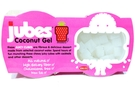 Jubes Coconut Gel (Strawberry Flavor) - 14oz [ 3 units]
