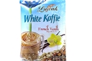 White Koffie 3 in 1 Instant Coffee (French Vanilla) - 0.67oz [ 20 units]