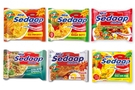 Instant Noodles Variety Packs (6 Flavors / 30-ct)