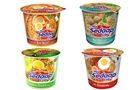 Instant Noodles Cup Variety Packs (4 Flavors / 24-ct)