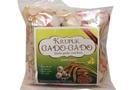 Kerupuk Gado Gado (Gado Gado Crackers) - 8.8oz [ 6 units]