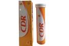 CDR Orange Flavor Effervescent (Calcium D Redoxon/15-ct) [ 3 units]