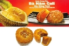 Durian Mooncake 2 Yolks (Premium) - 6.35oz