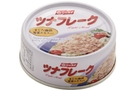 Canned Tuna Small Flake In Oil / Broth (Tuna Flake Yasai ekisu Eo) [6 units]