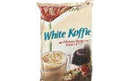Whiite Koffie 3 in 1 Instant Coffee (Mocca Rose / 10-ct) -7oz [ 6 units]