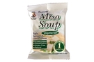 Instant Miso Soup (Vegetarian) - 0.27oz [ 6 units]