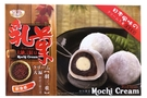 Red Bean Mochi Cream