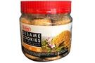 Sesame Cookies - 10.6oz